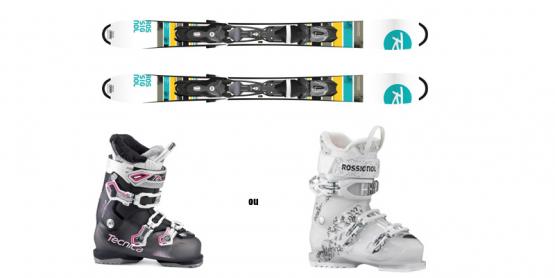 Pack Snowblade