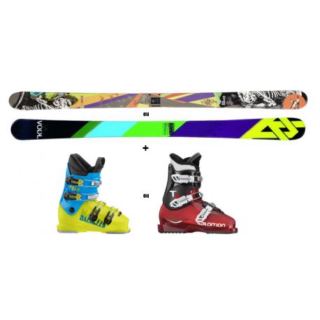 Pack ski Champion